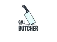 CALL YOUR BUTCHER LOGO