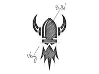 Bullet Viking Design Combination
