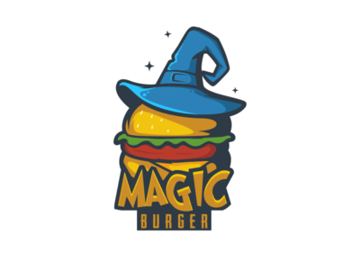 Magic Burger Logo