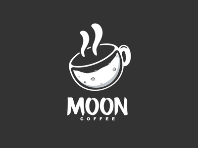 Moon Logo Designs Themes Templates And Downloadable Graphic Elements On Dribbble Choose your moon logo template. moon logo designs themes templates