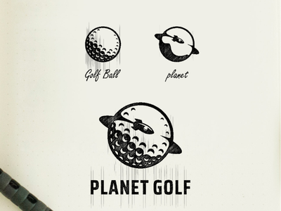 Planet golf logo inspiration awesome icondesign designinspiration dribbble graphicdesigners brandidentity brandlogo customlogo logoideas logomaker logocreation logotype modernlogos logos logodesigners dualmeaning lettermark golf planet
