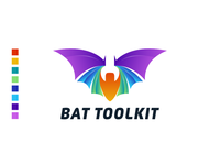 Bat Toolkit logo design