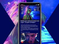 Music portal news