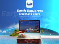 Earth Explorers Presentation