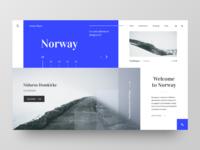 Travel site concept