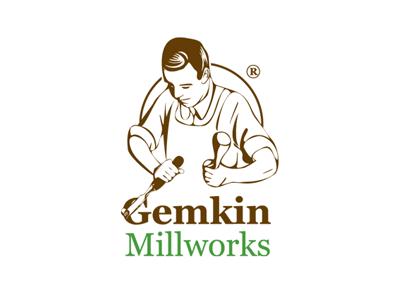 Gemkin Millworks Logo