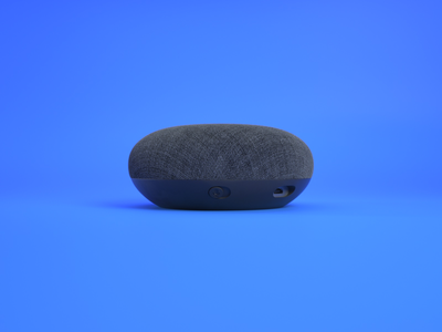 Google Home Pod Mini - Black