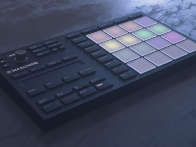 Maschine Mikro - Personal Project