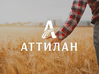 Attilan Ltd logo design brand identity branding brand design logotype design brand logodesign logotype logo