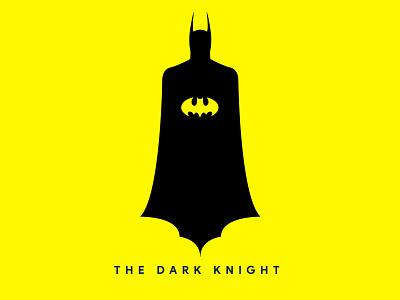 Batman Minimal Vector adobephotoshop adobe graphic  design illustration digitalart vector design adobeillustrator