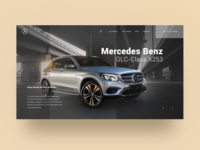 Mercedes Benz GLC-Class X253 / Concept page