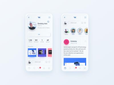 Concept App / VK