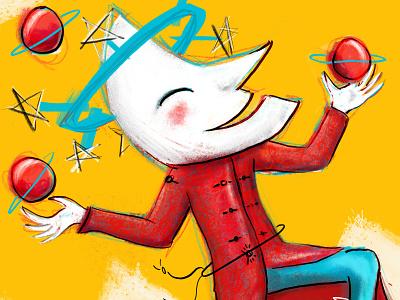 Favole a Radeche Fonne 24maggio digital paint palette photoshop illustrations illustration art digitalpaint digitalart design nooz digital art illustration artwork