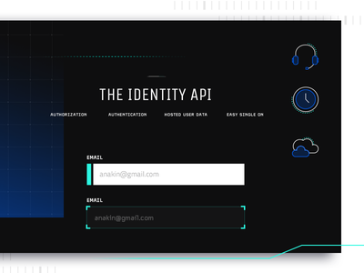 Brand Elements process style identity futuristic exploration mood board