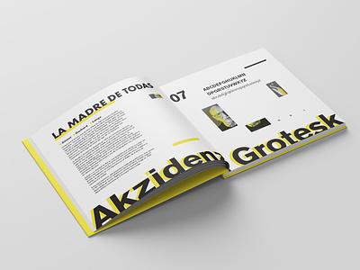 TypeBook   Librotipo design book editorial typography type