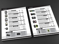 Garmin Brochure | Folleto Garmin