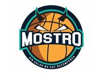 Mostro Local Team Logo Redesign