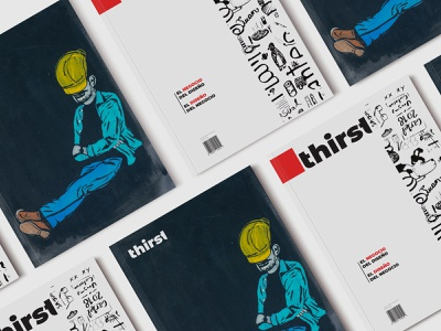 Magazine Tribute to the Futur illustration design revista the futur magazine editorial