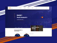 Daw schaijk - Webdesign