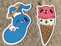 Yuki Stickers