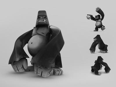 Gorro the Gorilla