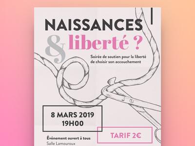 Naissances & Liberté ?