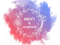 Logotype - Moments de Complicité