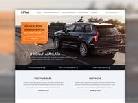 uFleet webdesign