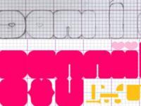 Danniiliciouz: Bimboliciouz Logo / Font