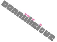 Danniiliciouz: Bimboliciouz Logo / Font Final