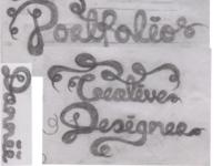 Danniiliciouz: Curly Sketches