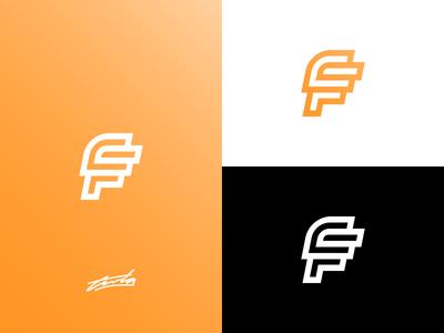 """""""CF"""" Monogram Logo"""