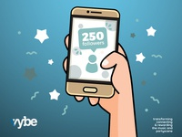 250 Followers | On Facebook