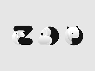 Z Logo tapir orangutan hornbill zoo z logo
