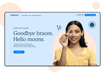 Moons homepage