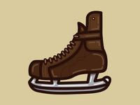 Old Time Hockey Skate