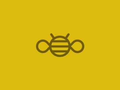 Bee Logo bee logo design minimal graphic design icon illustration