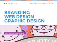 Headrick Site Preview