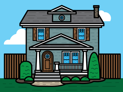 House Vector Pack