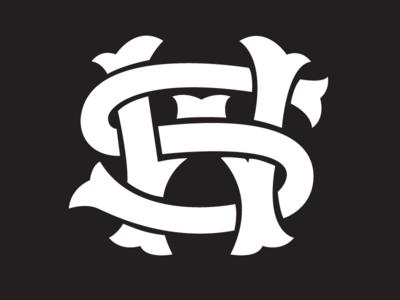 Vintage Sherwood Hockey Logo