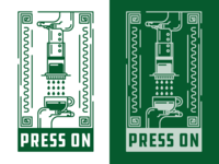 (Aero) Press On