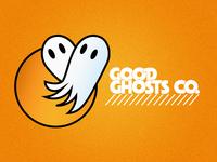 Good Ghosts Co. Logo