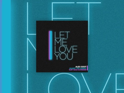 Let Me Love You Single Art