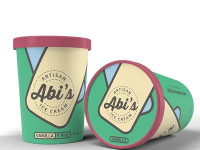 Ice Cream Packaging Concept