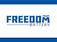 Freedom Battery Logo.