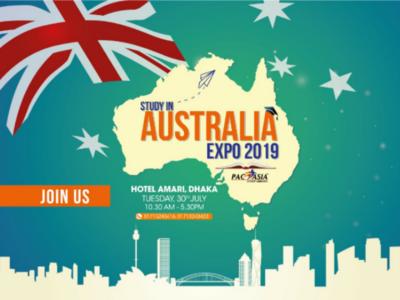 Study In Australia Expo 2019