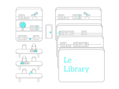 Le Library