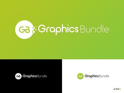 Graphics Bundle Logo pixel design psd graphic art bundle green ui logodesign graphic design logo bundle logo graphic logo graphic bundle logo