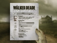The Walker Deade Resume