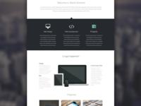Brand Solutions Website
